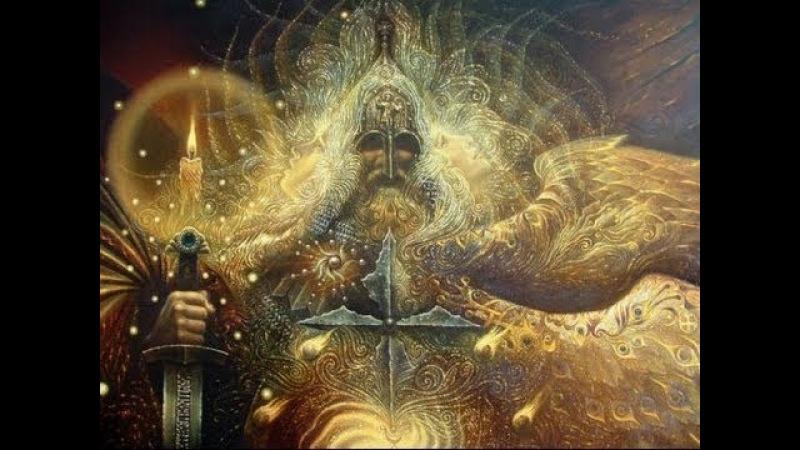 Древняя славянская легенда, повествующая о сотворении мира,описала события и факты 20-го века.КАК