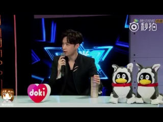 VIDEO 171203 Lay @ Tencent Video Star Awards | Backstage Interview