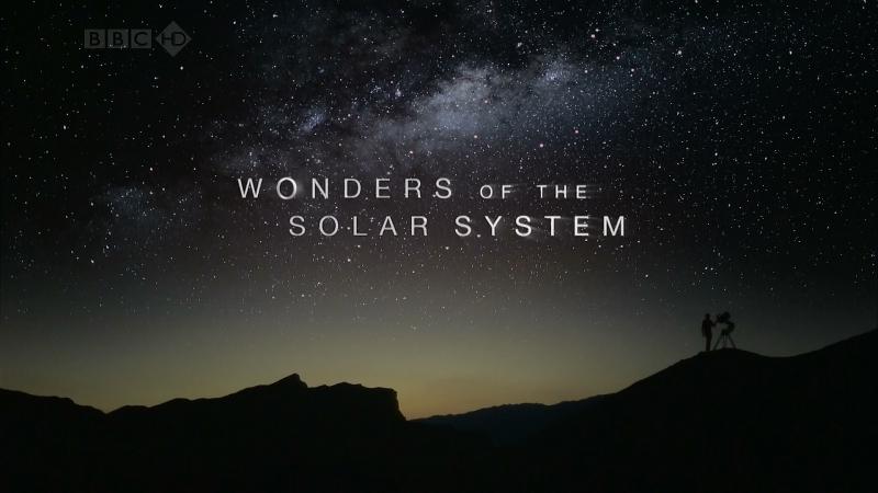 BBC Чудеса Солнечной системы 3 серия Тонкая голубая линия / 2010 / FullHD