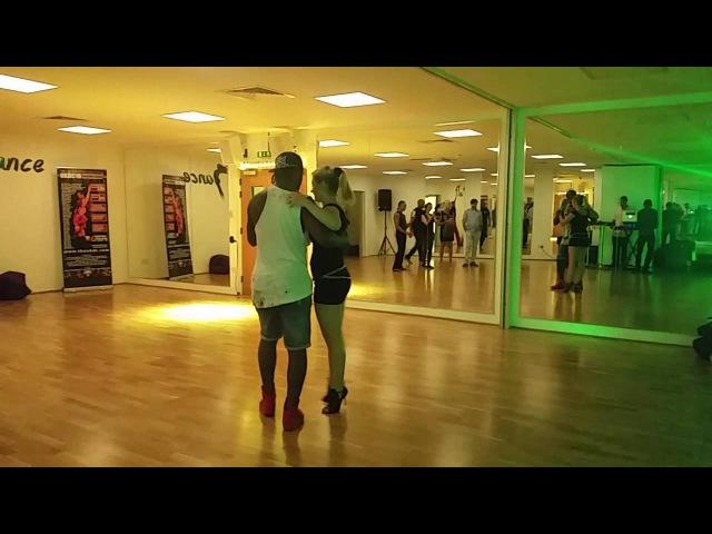 JD Deceus and Svetlana DolceVita UK dance congress demo 26 08 16