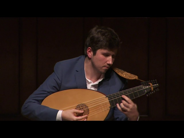 Thomas Dunford Mezzo recital in Wigmore Hall
