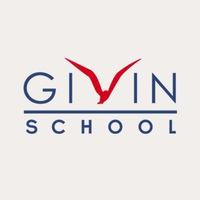 Логотип Школа Гивина l Осознанность Пробуждение