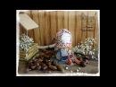 Славянская народная кукла оберег Крупеничка МК Slavic folk doll amulet
