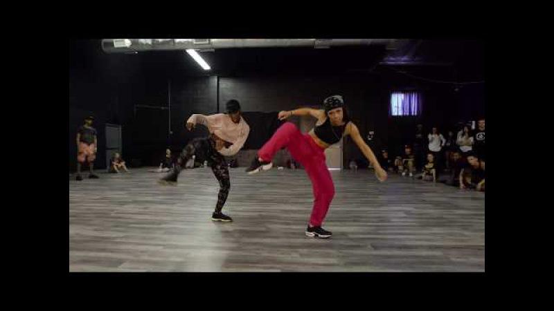 Wild Thoughts DJ Khaled ft Rihanna Choreography by Diana Matos and Ebbie Jasmine