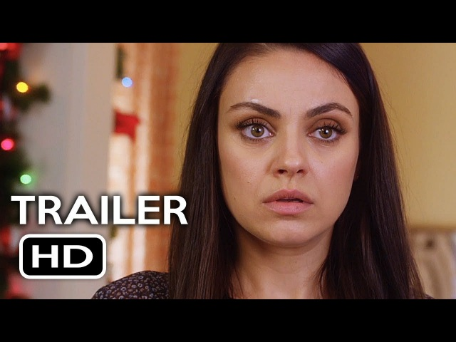 A Bad Moms Christmas Official Trailer 2 (2017) Mila Kunis, Kristen Bell Comedy Movie HD