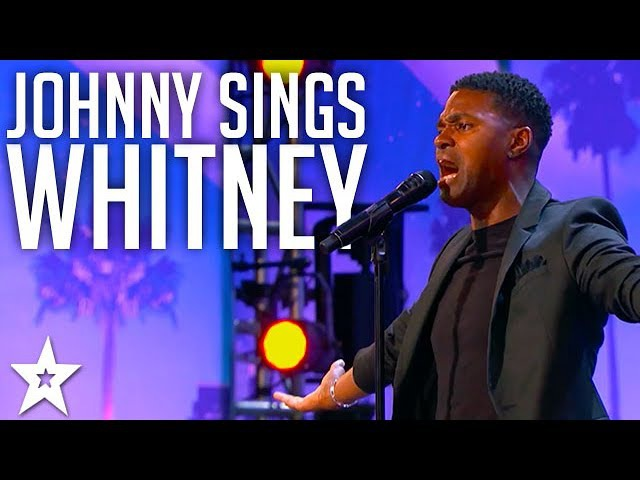 Johnny Manuel Sings Whitney Houston's I Have Nothing On America's Got Talent Got Talent Global