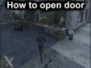 How to Open Doorz