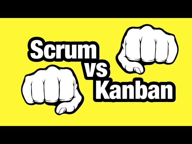 Scrum vs Kanban - What's the Difference? FREE CHEAT SHEET