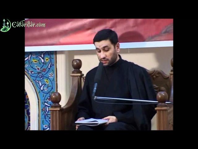 Hacı Şahin Xanım Zəhra səlamullahi əleyha nın şəhadəti 1