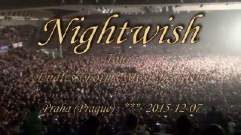Nightwish, Praha, 7. 12. 2015 - Rozporuplné zpravodajství aneb Každý to vidí jinak