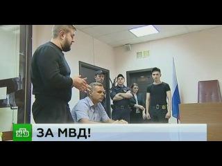 Напавший на корреспондента НТВ москвич пожаловался в суде на слабое здоровье