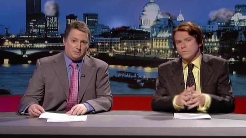 That Mitchell and Webb Look Вот как выглядят Митчелл и Уэбб Сезон 2 Серия 5