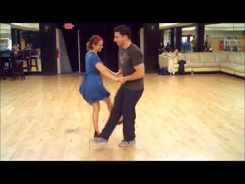 Band ODESSA Американо Танцуют Сандра Рёттиг и Штефан Зауэр