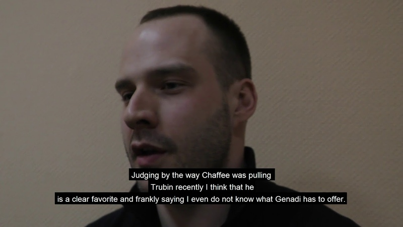 Armfight 50 - I. Matyushenko about Chaffee vs Kvikvinia