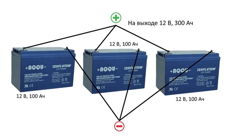 Как подключить аккумуляторы к ИБП, изображение №3