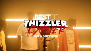 CashClick Boog, BandGang Lonnie, Shredgang Mone, Lil AJ, Drew Beez || Best Of Thizzler 2018 Cypher