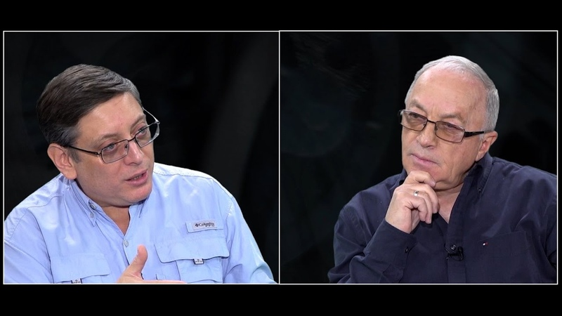 Игорь Щупак в программе Грегори Антимони Час интервью (часть первая)