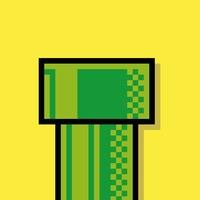 Логотип Музей компьютеров и игр & Old School PC & GG