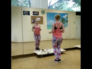 Кизомба, Тарраша - движения бёдер, женская техника. Мария Ковтун.