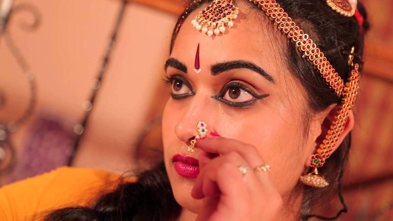Bharatanatyam observational short film