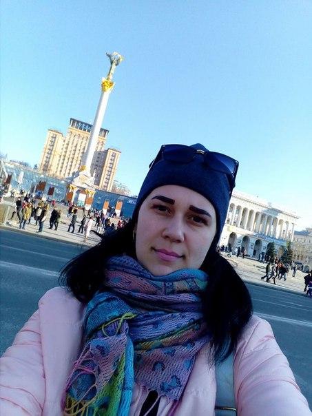 Іра Галич, Киев, Украина