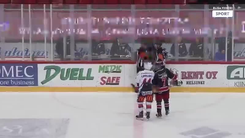 Nickerson vs Mesikämmen - TUTOHockey Mestis