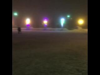 #ХэлоуВоркута | Туманчатость в Воркуте