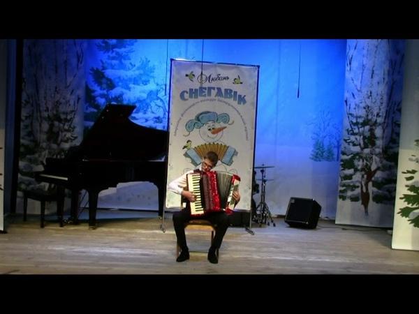 Варановіч Яраслаў, ДУА Слуцкая ДШМ, Любань Снегавік -2019