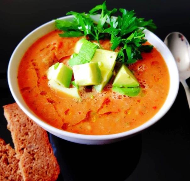 Ела только суп похудела