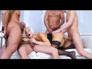 Blanche bradburry [anal, blowjob, cum on pussy, cum on tits, deep throat, dp, gangbang]