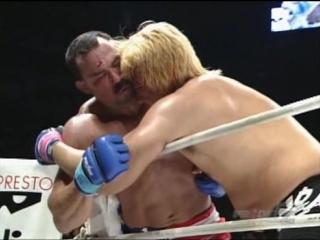 Pride 21 – demolition don frye vs yoshihiro takayama