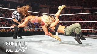 FULL MATCH - Eve vs. Kaitlyn - Divas Championship Match: Survivor Series 2012 (WWE Network)
