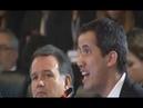 Juan Guaidó: Venezuela muere de hambre y está secuestrado por criminales