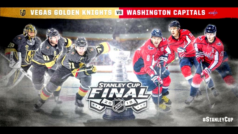 Stanlеy Cup 2018 Vegas Golden Knights Washington Capitals PROMO By Harison