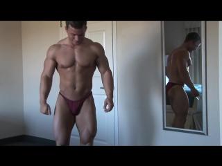 [720]  JASON J PHOTO SHOOT 2009 #2 (Pumping Muscle) (Wrestling)
