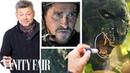 Andy Serkis Explains Christian Bale's Motion Capture Performance in Mowgli | Vanity Fair