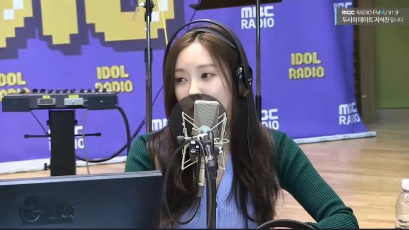 "[RADIO] 190402 Hyomin T-ARA - MBC FM4U ""Ji Sukjin's 2 O'Clock Date"""