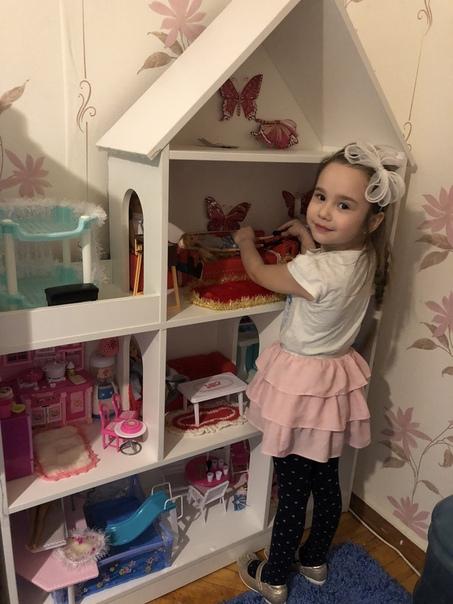 Мечта любой девочки кукла