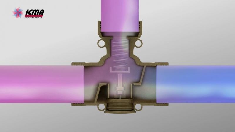 Антиконденсационный клапан ICMA