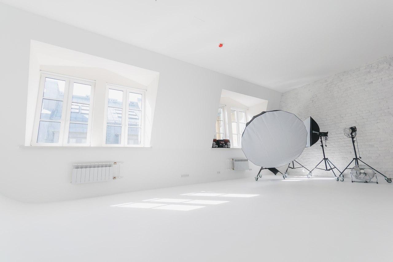 Фотостудия с естественным освещением спб