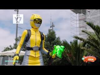 Power Rangers Beast Morphers - 03 VO MrRose x FRT Sora