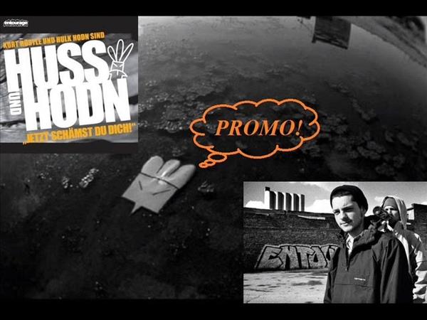 Huss und Hodn Jetzt Schämst Du Dich Promo CD