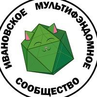 Логотип Мультифэндом Иваново IMA