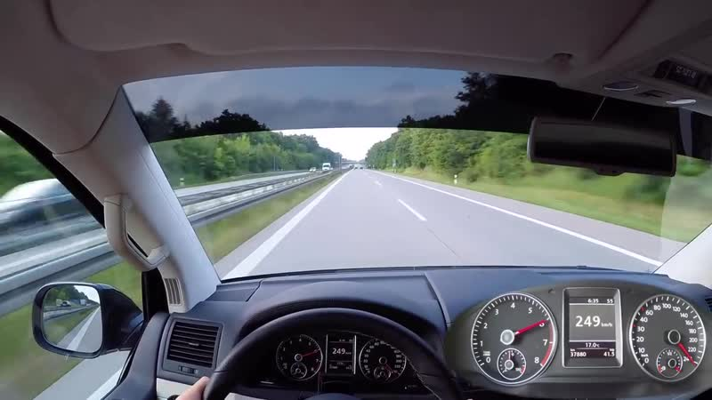 POV-Style- Highspeed im HGP VW [T5] T6 3.6 biturbo [700 PS] by Autohaus Nordost Berlin