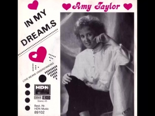 (11) Amy Taylor - Love Means Understanding Italo Disco on 7 - YouTube