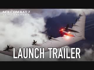 Ace Combat: Skyes Unknown  премьерный трейлер