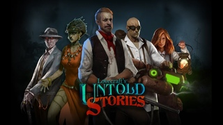 Lovecraft's Untold Stories v  - Gameplay Walkthrough #3. Witch story. No comments.