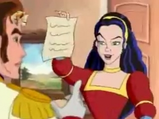 Принцесса Сисси 9 серия