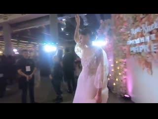 модель Photomodel Style на свадебной выставке Wedding Weekend Ufa 2019