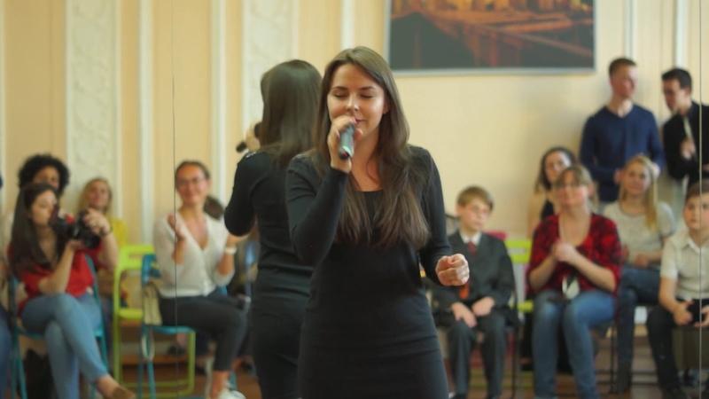 Анастасия Ильиных - отчетный концерт, май 2016, класс Дарьи Троян